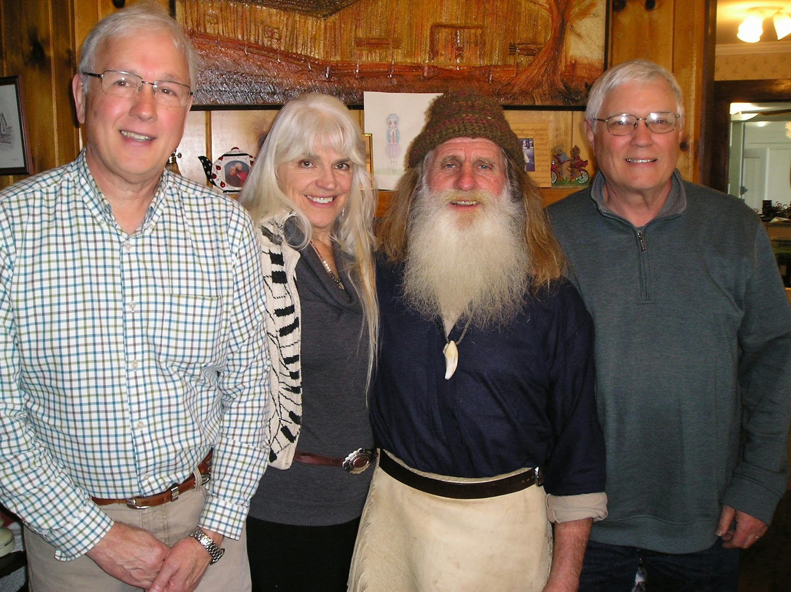 The Cullen House Mick Dodge Comes To The Miller Tree Inn