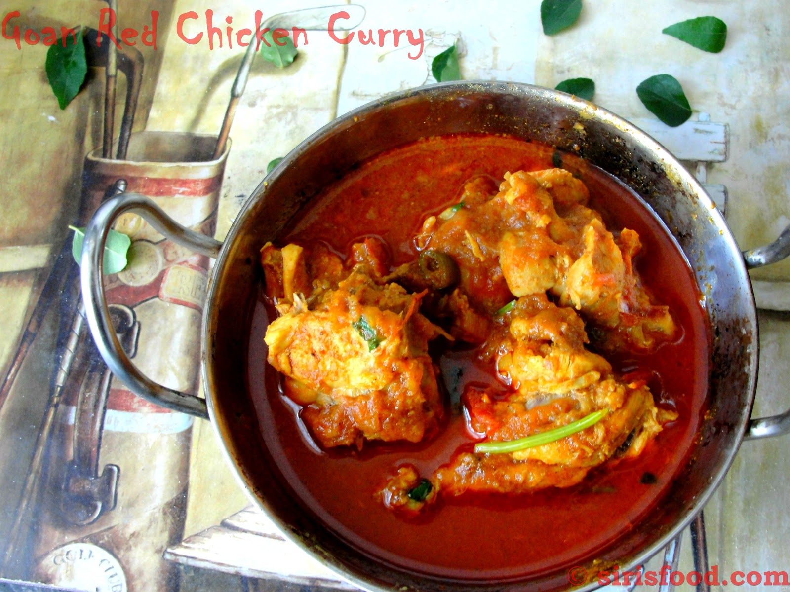 Hairy Bikers' Chicken Curry | Indian Recipes | GoodtoKnow