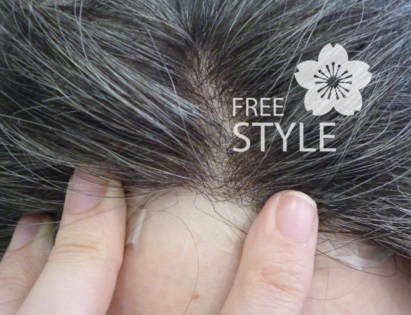 El bálsamo para los cabellos compliment contra la caída de los cabello