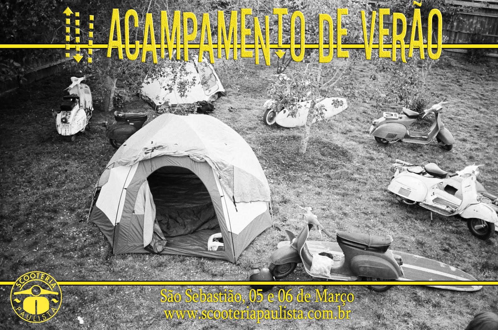 ACAMPAMENTO DE VERÃO #3