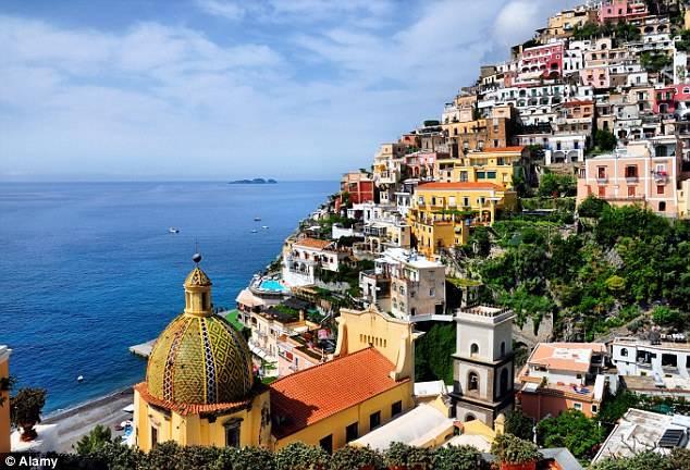 Ακτή Αμάλφι (Amalfi Coast) - Ιταλία