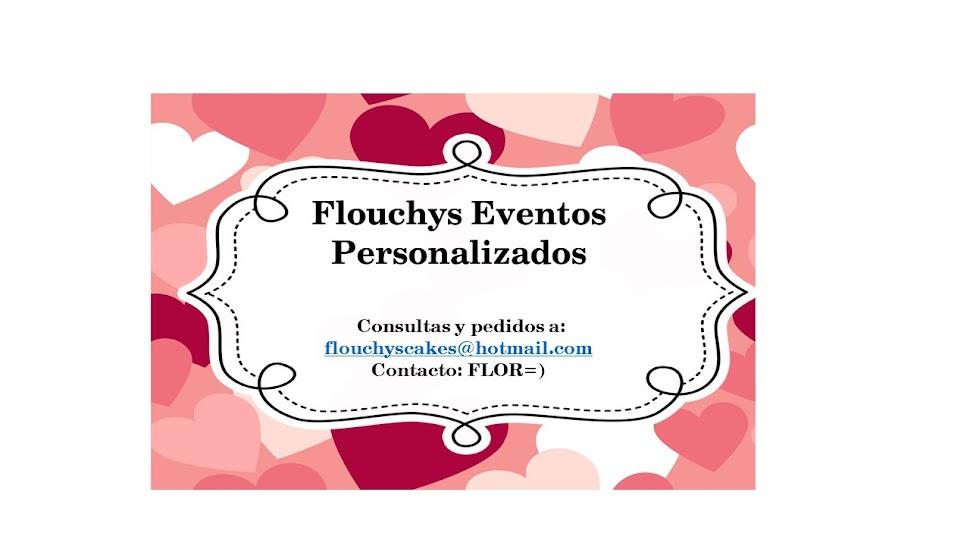 Flouchys Eventos Personalizados