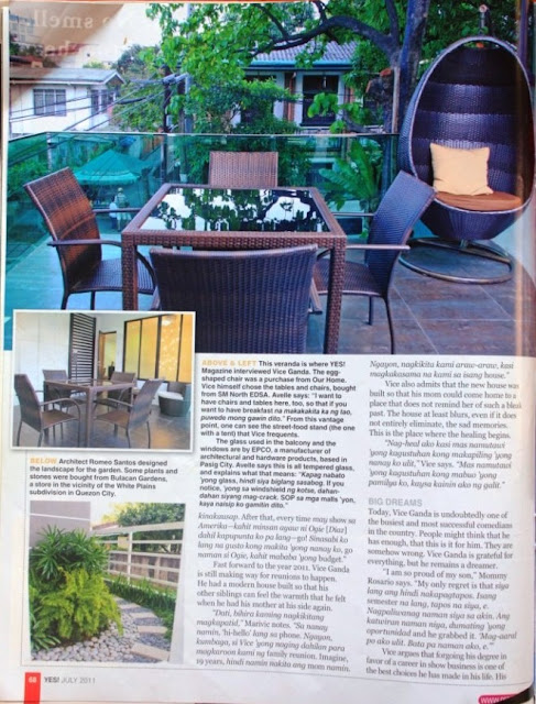 Vice Ganda House Rated K Celebrity homes: home of vice