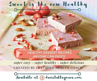 Healthy Sweet Recipes!