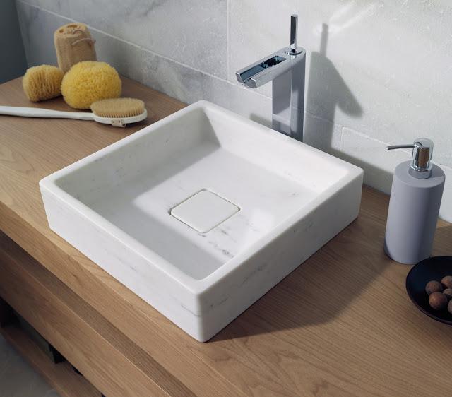 Los nuevos lavabos de l antic colonial para 2013 - Lavabos de piedra natural ...