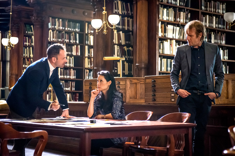 Elementary - Episode 2.24 - The Grand Experiment (Season Finale) - Press Release