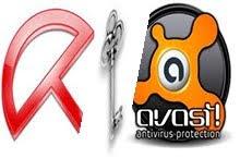 New Lisence Key Antivirus Avast + Avira 1