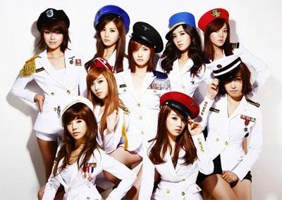 Personil Lengkap Girls Generation