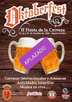 """""""OKTOBERFEST"""" II Fiesta de la cerveza Calle Los Toros Espera (Cádiz)"""