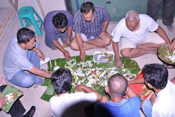 Makan bersama ala Blok 3