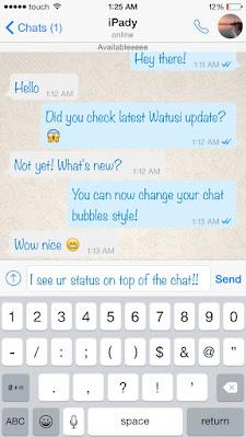 Watusi Cydia Tweak