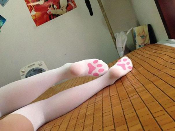 ciorapi inediți