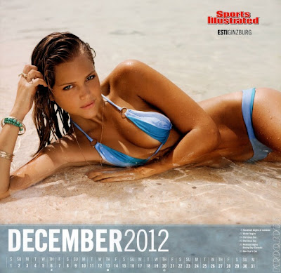 2012 Sports Illustrated Calendar-4