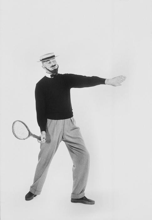 nuncalosabre. Jacques Tatí by ©Philippe Halsman