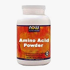 Amino Acid Powder for Workout Recovery