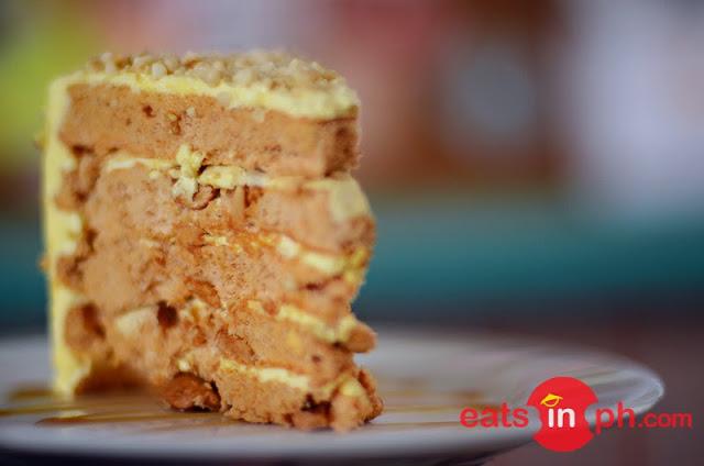 Classic Sansrival Cake from Lemon Baby