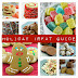 Holiday Treat Guide - 20 Christmas Cookies and Treats