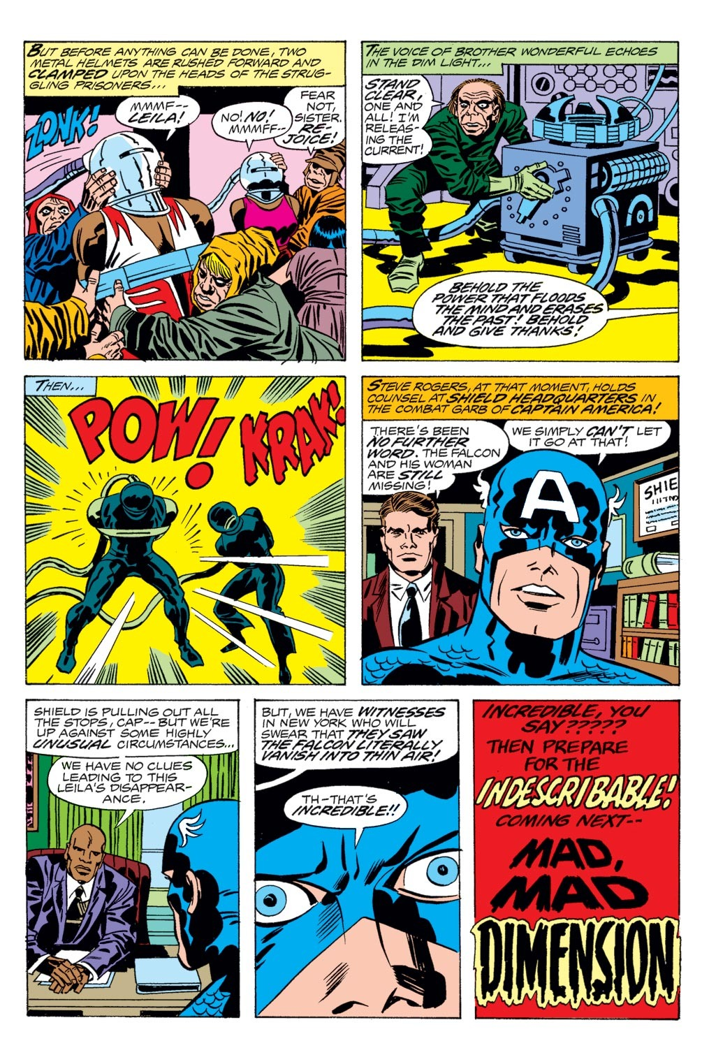 Captain America (1968) Issue #201 #115 - English 18