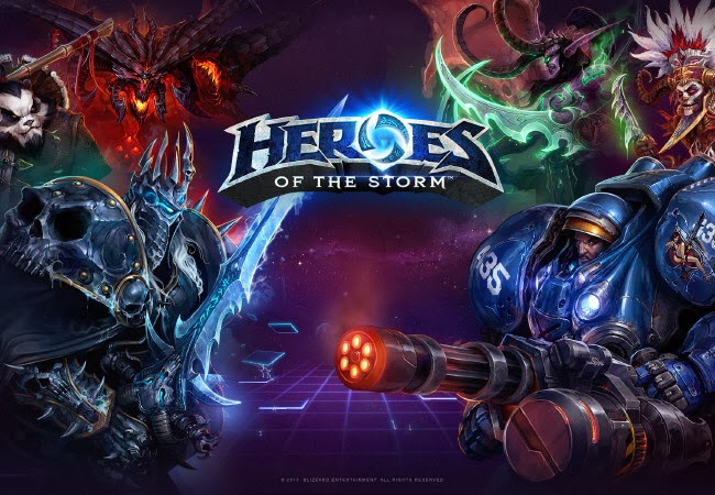 Proximamente Heroes of the Storm