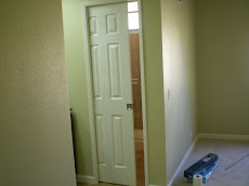 New Pocket Door Installation
