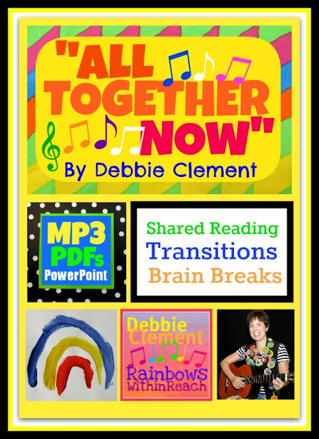 """All Together Now"" Digital Download Transition Song from Debbie Clement"
