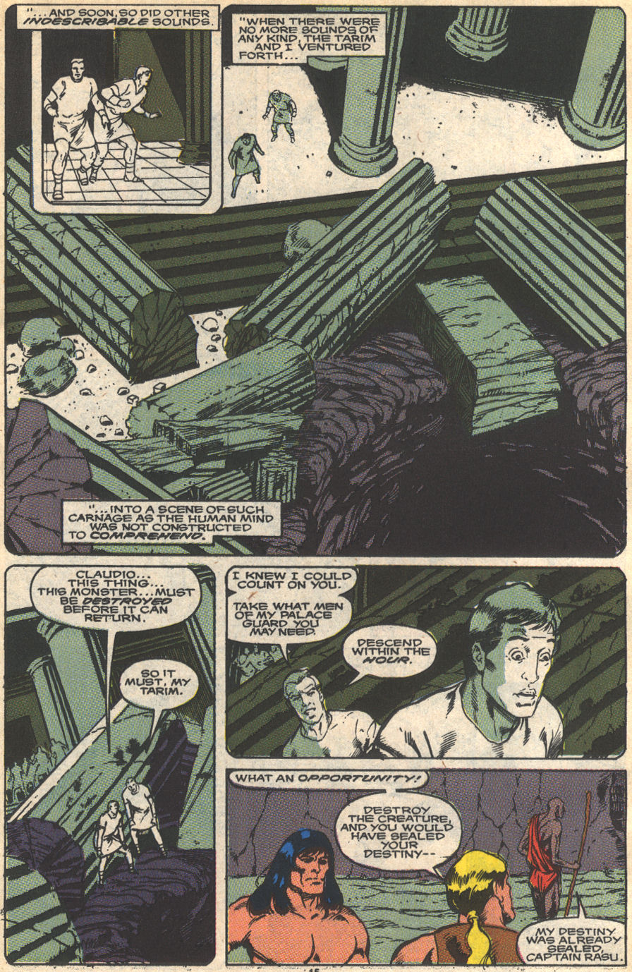 Conan the Barbarian (1970) Issue #229 #241 - English 12
