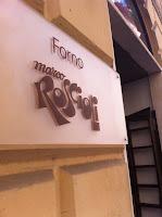 Forno Roscioli Roma Rome