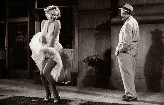 marilyn monroe, 7 year itch, white dress, flying dress, мэрлин монро, зуд седьмого года, белое платье, уильям травилла, william travilla