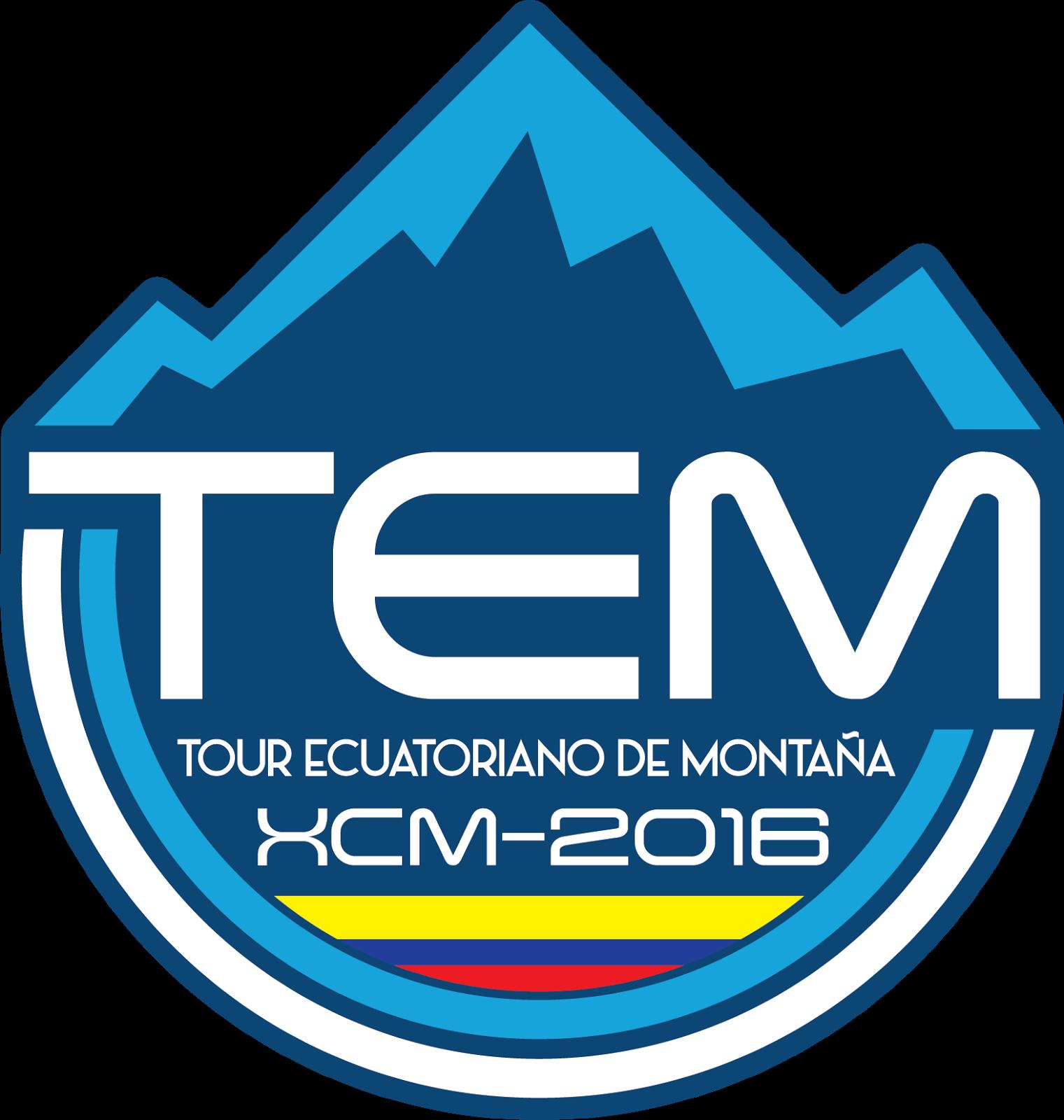 TOUR ECUATORIANO DE MONTAÑA XCM 2016