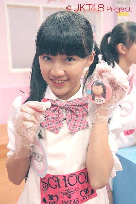 Foto-foto cindy JKT48