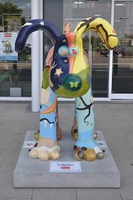 The Wild West Gromit (front view)
