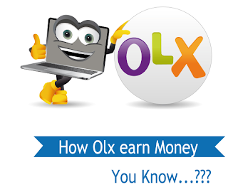how olx earn money