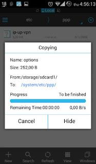 File Options.7z Cara Mempercepat Koneksi Internet 3G Root TCP IP HP Android iOS