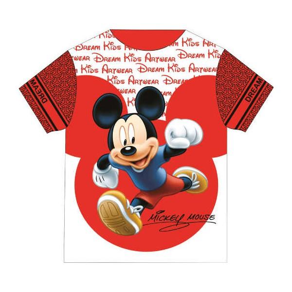 Baju Anak Karakter Mickey Mouse Dream Kids Size 2 - 12 Tahun