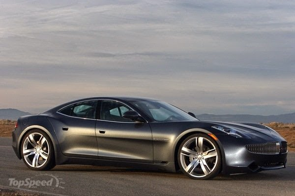 Fisker Car Pictures