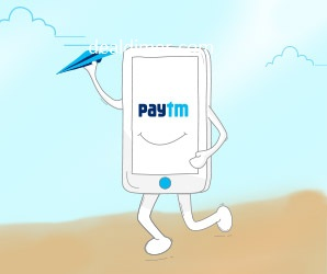 [Delhi] Recharges & Bill Payments Rs. 10 Cashback on Rs. 100 – PayTm