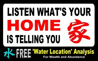 Listen what's Your Home is telling you