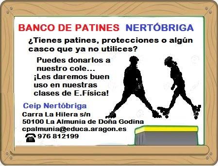 Banco de patines