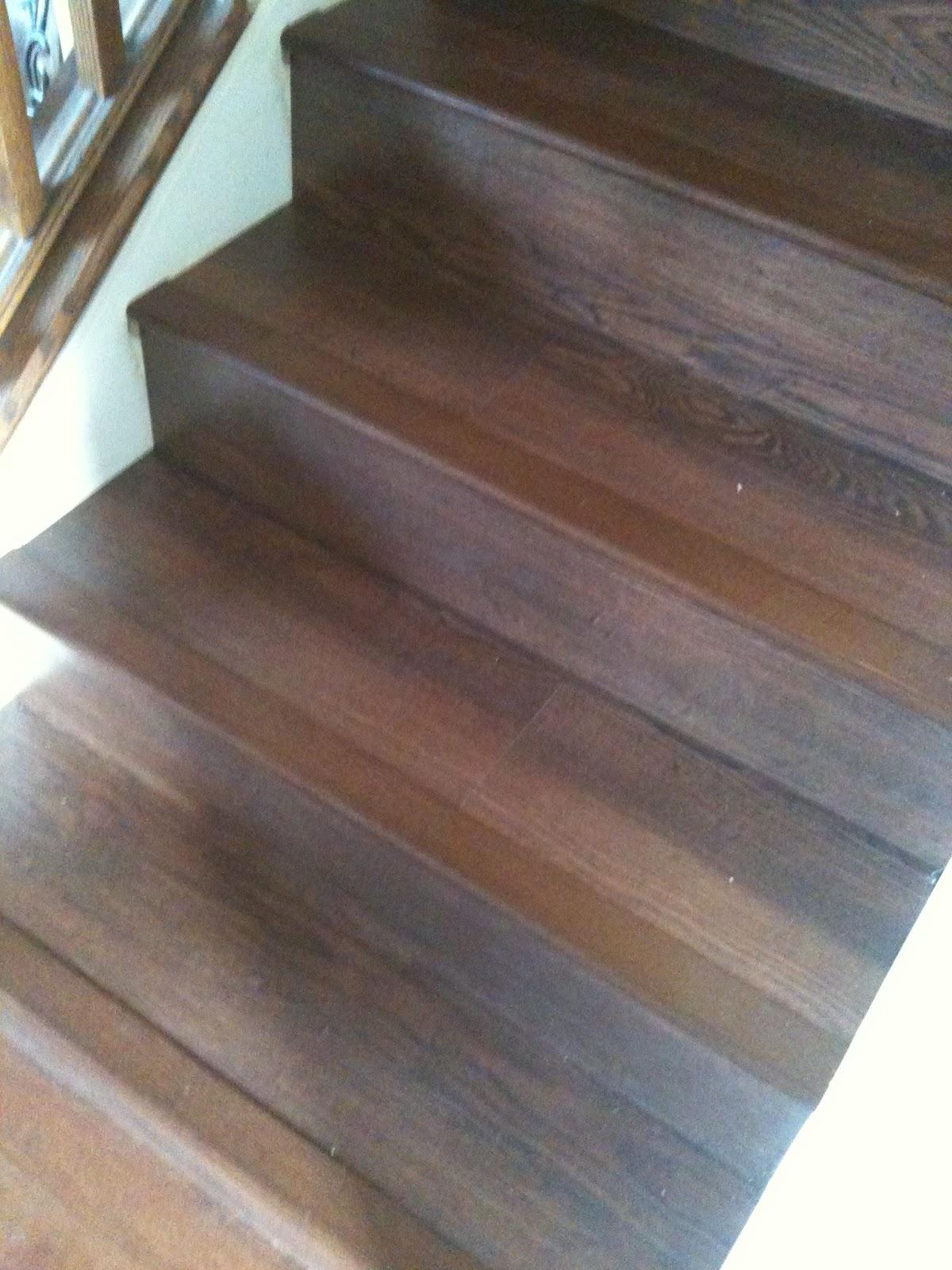 Laminate Flooring On Stairs Slippery Image