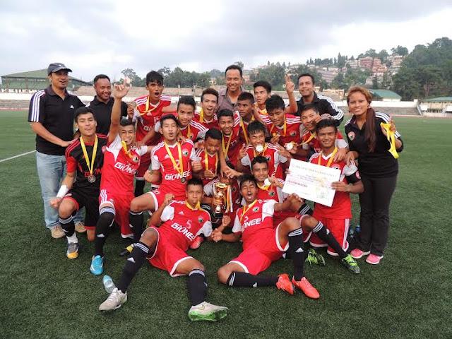 SLFC U-19 win U-19 SPL