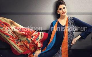Nishat Linen Eid Ul Azha Dresses 2013