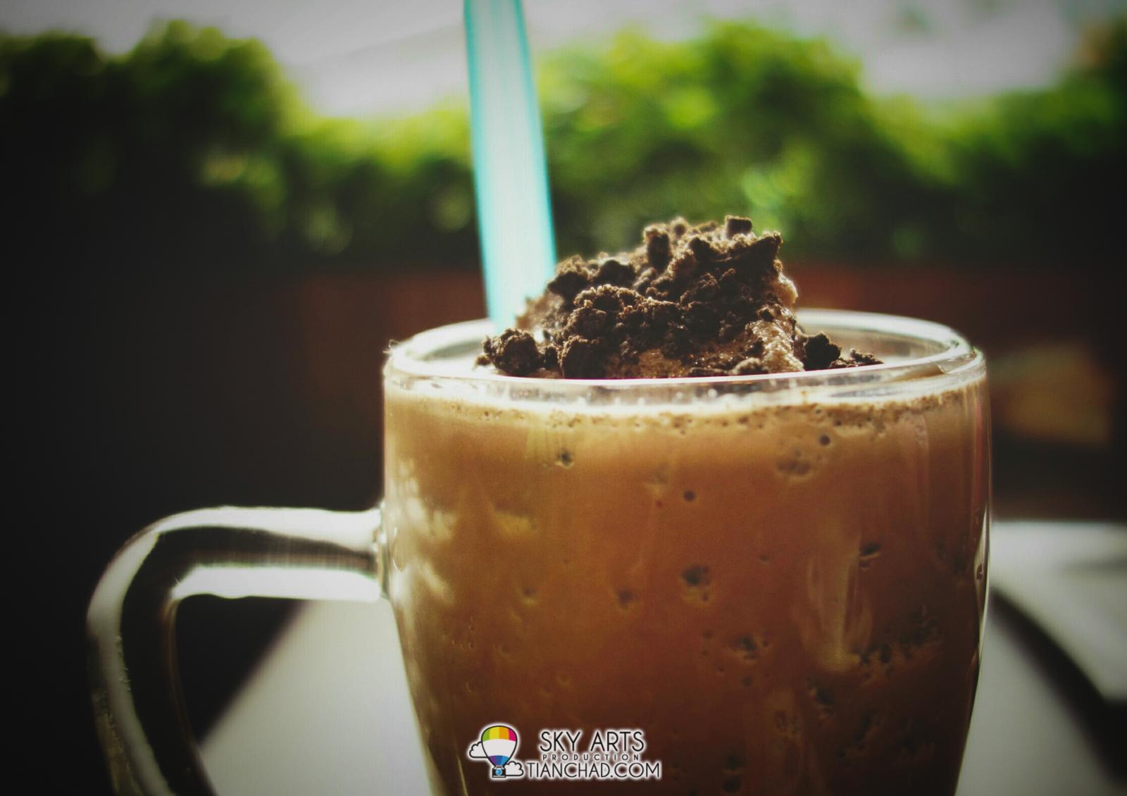 Oreo drinks @ Le Pollidor Cafe, Puchong Bandar Puteri
