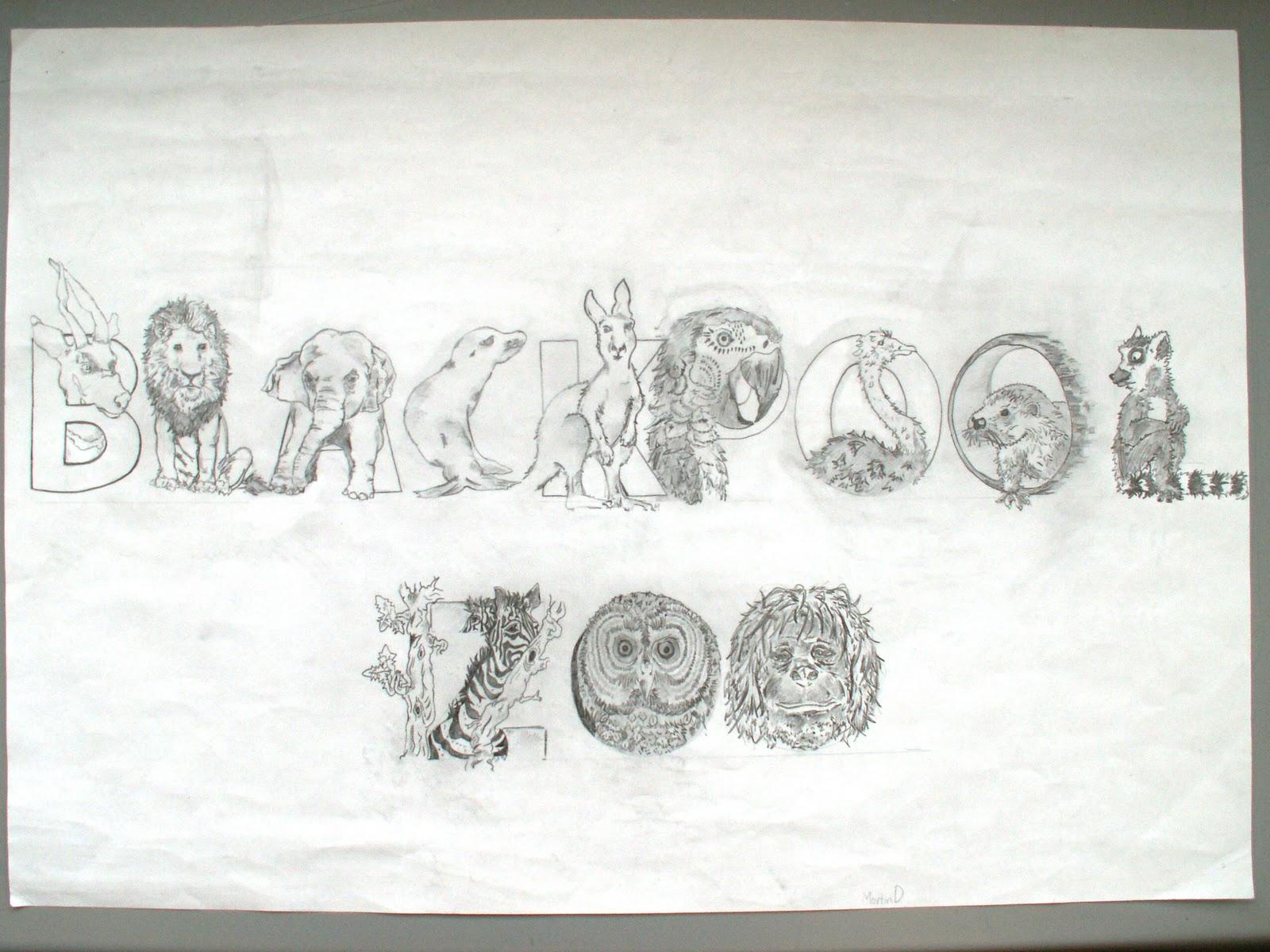 1072357610 blackpool zoo logo typography