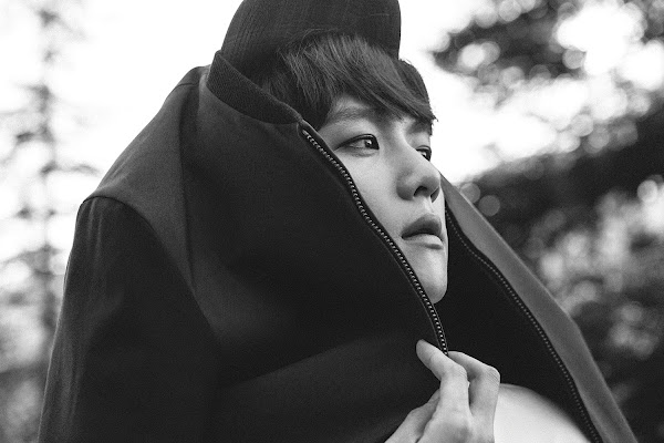 EXO's Baekhyun concept image from the EXODUS album