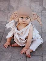 disfraz de Dobby