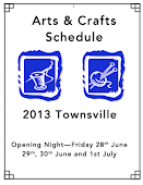 Townsville Show Arts and Crafts