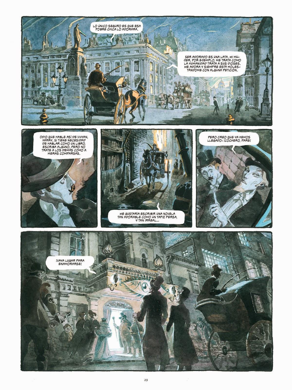 dorian gray comic