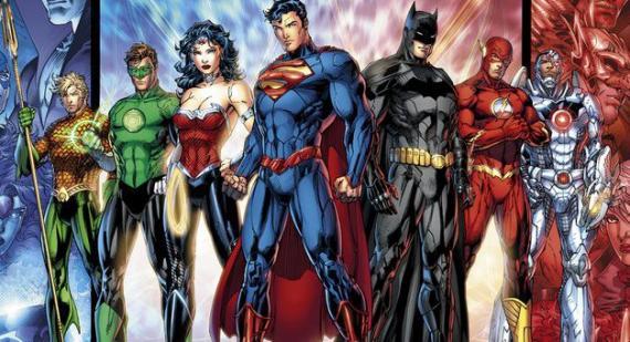 Vueltas con la traslación del universo de DC Cómics al cin