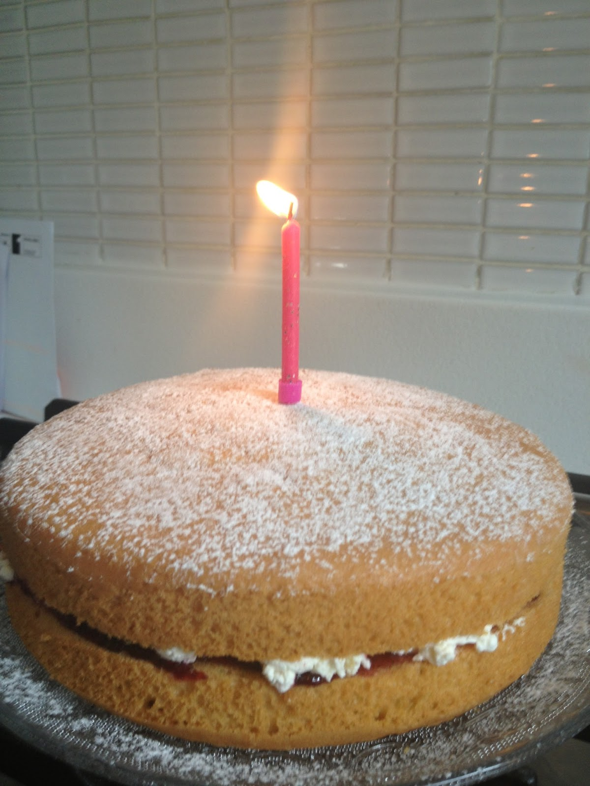 Gluten Free Victoria Sponge Great For Birthday Cake Kosher