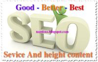 Thủ thuật seo tốt nhất là cung cấp dịch vụ và nội dung chất lượng